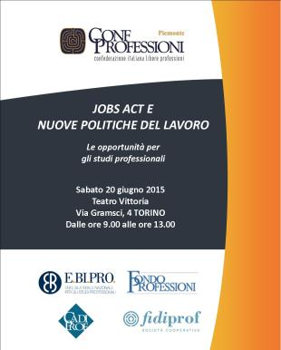 20150620 TO Confprofessioni